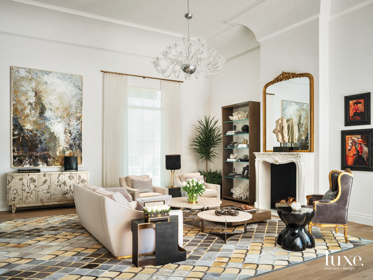 neutral living room with kyle...