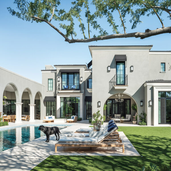 The Posh Arizona Oasis That Blends Beloved Pieces With Luxury Materials