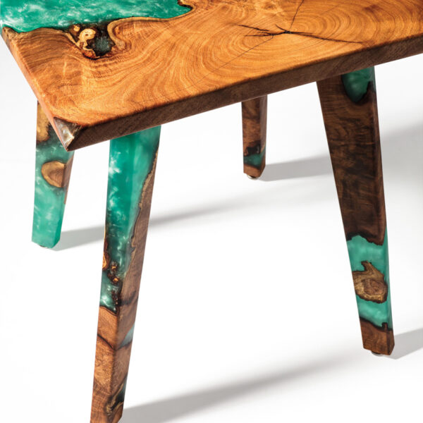 Reclaimed Wood Takes On New Life With Mesmerizing Designs At LumberLust