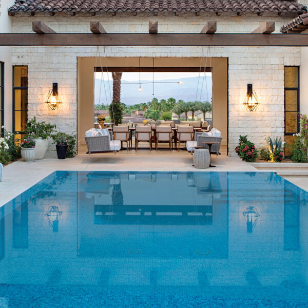 Warmth, Character And Surprise Accents Elevate This California Family Retreat