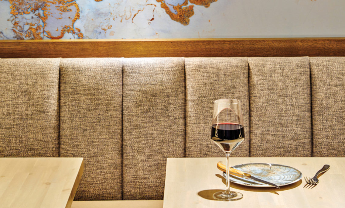 Embrace The Coastal European Life (And Design) At Chicago's Kostali Restaurant