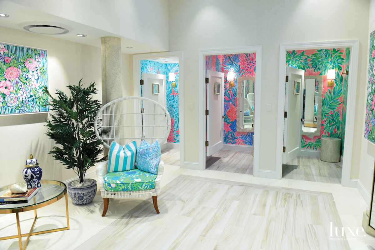 lilly pulitzer dressing room palm beach