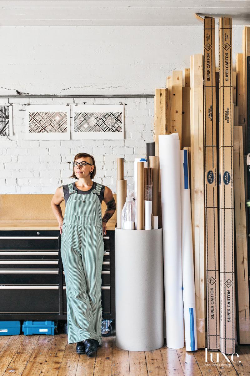 seattle artist katie miller portrait