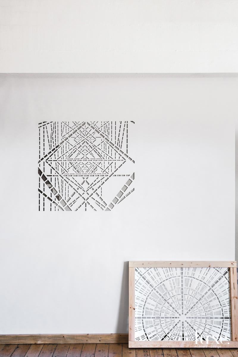 seattle artist katie miller's paper creations