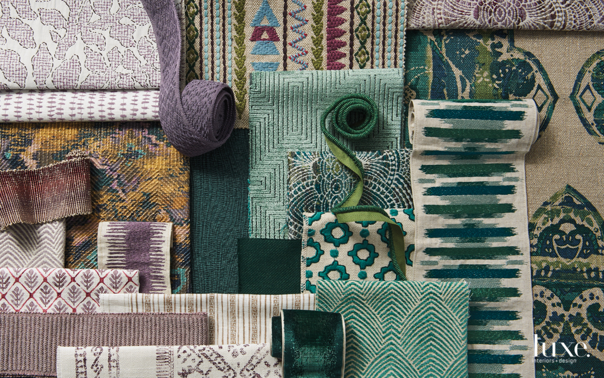 Inspired By Travel, The Kendall Wilkinson x Fabricut Collection Is All About Color