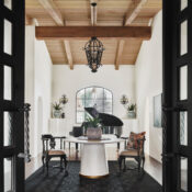Step 1: Ditch The Peach Ceilings. How An AZ Home Embraced Subtle Elements For A Lasting Look.