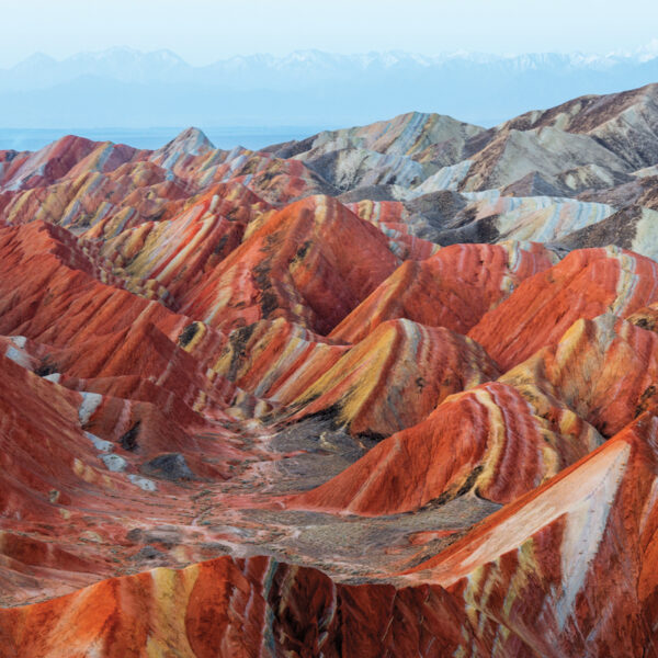 8 Earthy Pieces Inspired By These Stunning Striped Mountaintops