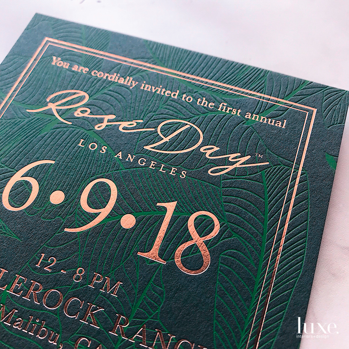 aardvarkletterpress rose day invite