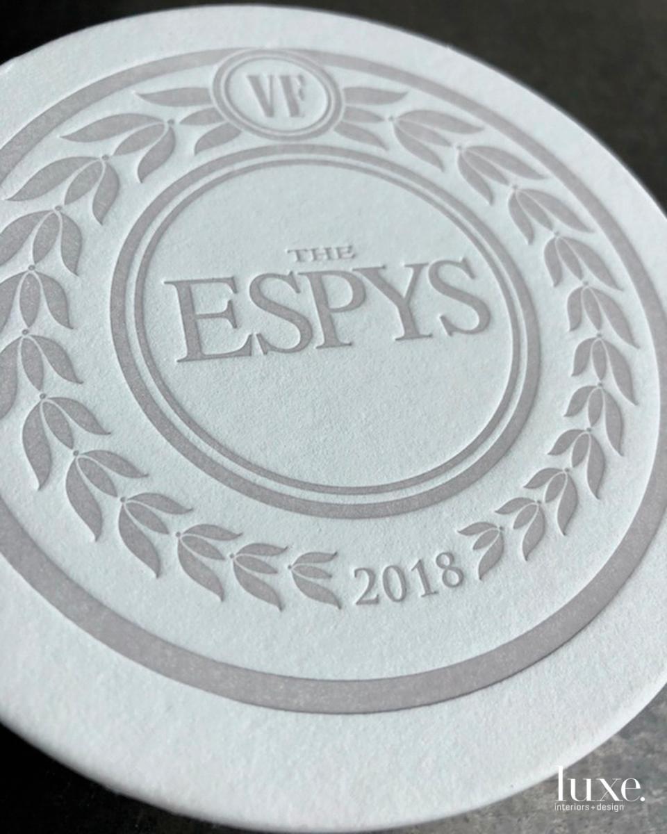 aardvarkletterpress espys logo