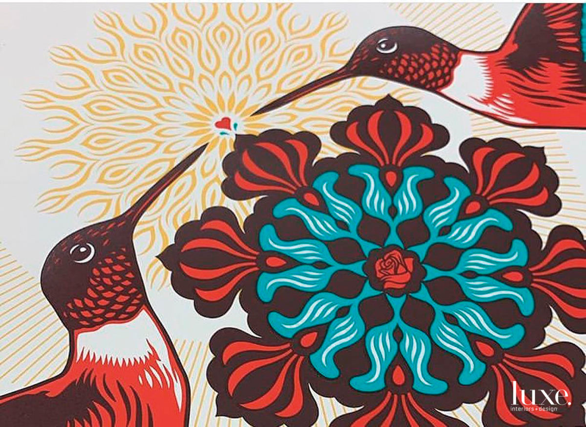 aardvarkletterpress colorful print