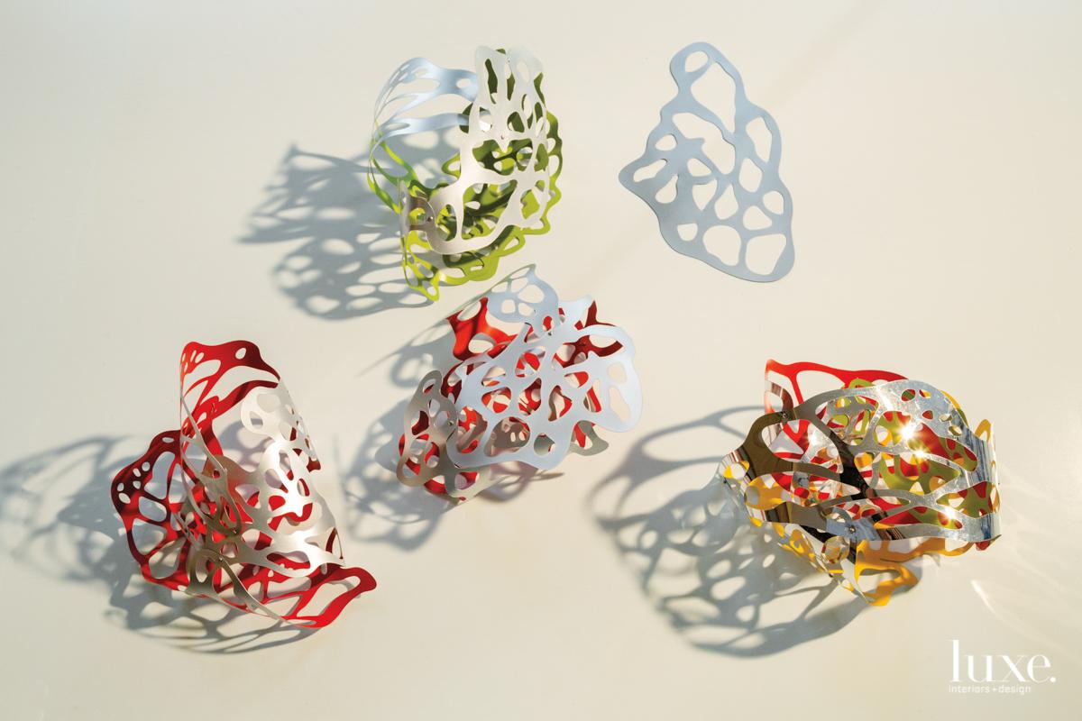 jane guthridge cut-out sculptures