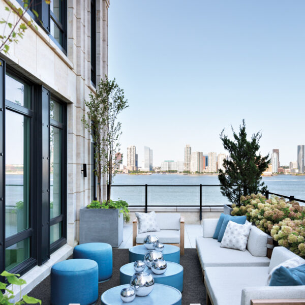 A Tribeca Aerie Is Elevated To New Heights
