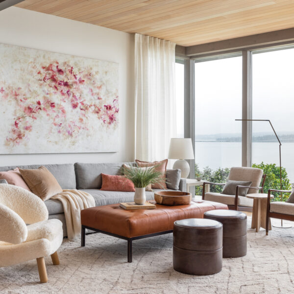 The Hillside Seattle Home Sure To Win Over Midcentury Design Lovers With Simple Beauty And History