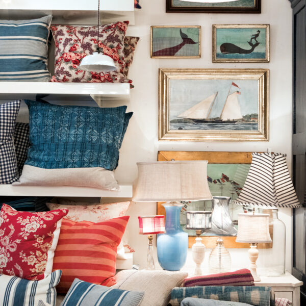 Explore The Treasure Trove Of Eclectic Home Goods At Seattle's Red Ticking