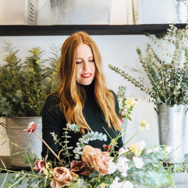 Nourished By Nostalgia, This Bay Area Floral Designer Uses Blooms To Make Memories