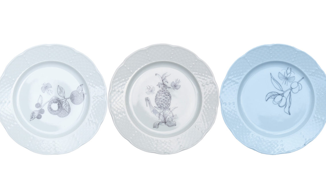 Bring On The Southern Hospitality With Cotton & Quill's New Tabletop Line
