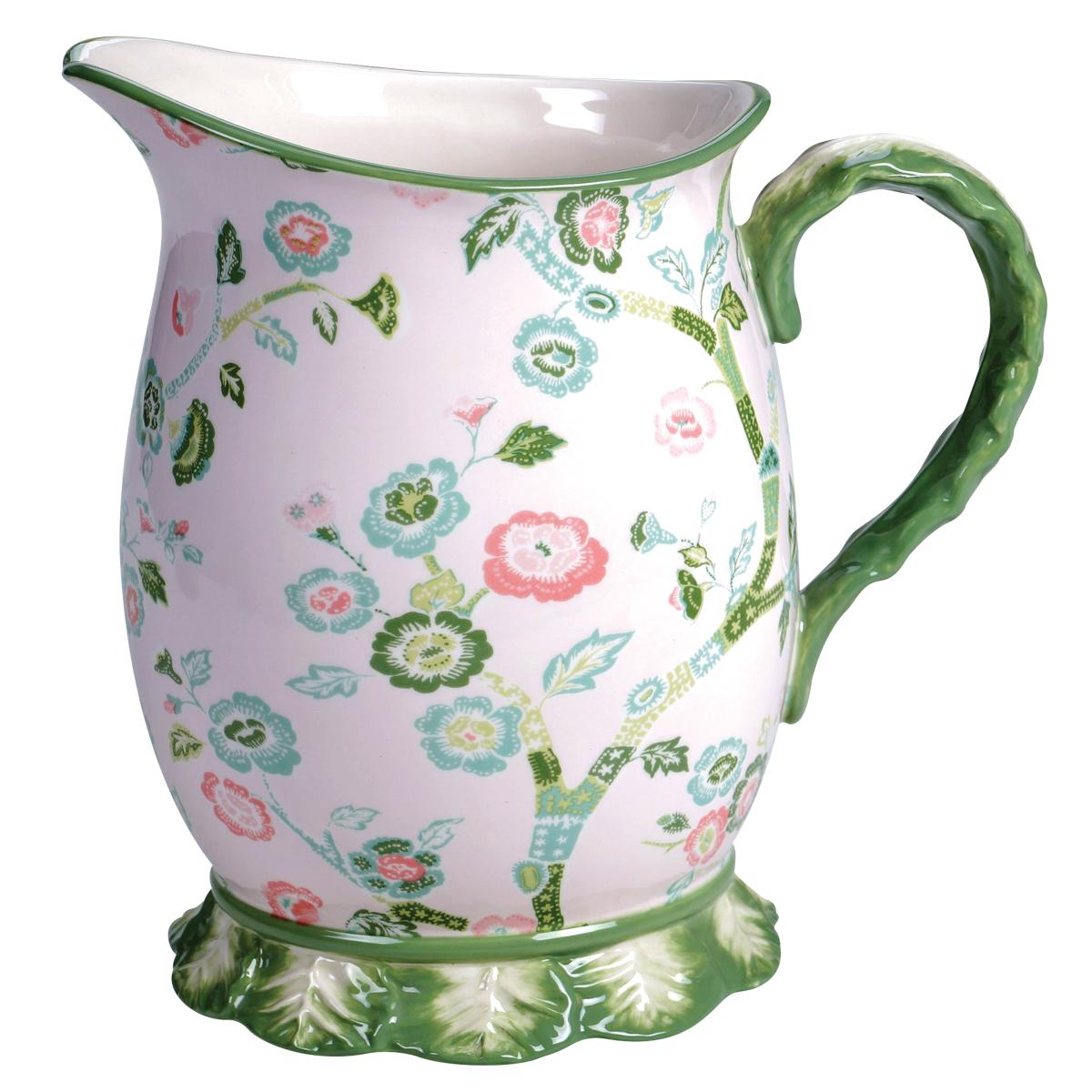 Earthenware jug