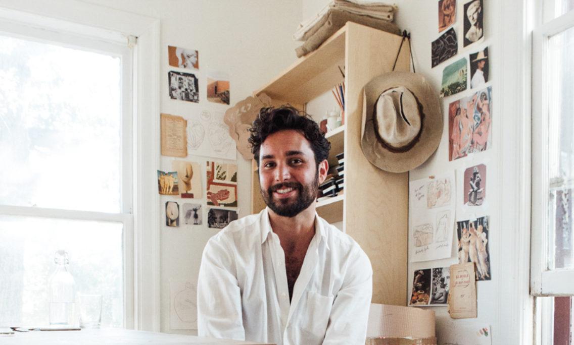 The Austin Artist Examining The Human Experience Through Familiar Figures