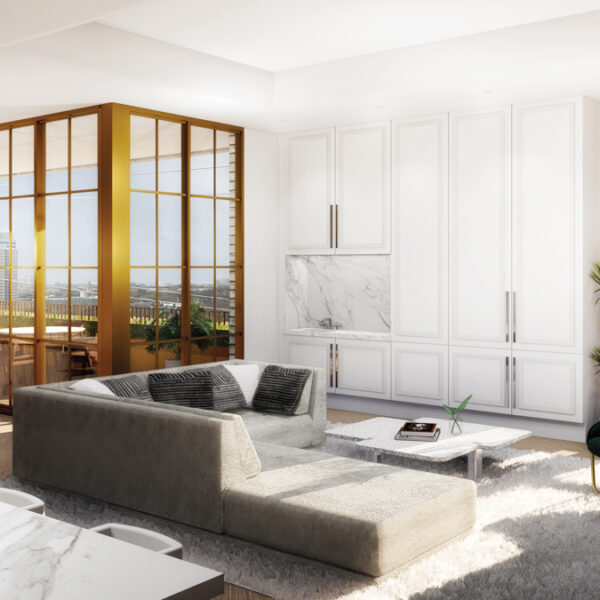 Expect Happy Hours And Luxury Living At This New Dallas Project Near Katy Trail