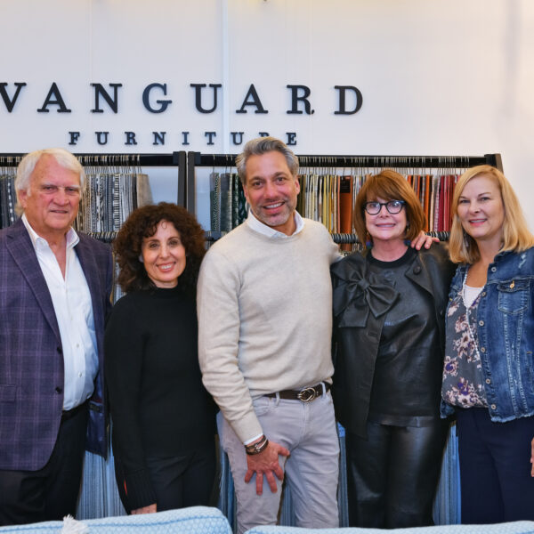 Luxe + Vanguard Furniture Celebrate the Thom Filicia Home Collection
