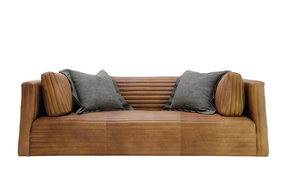 the collectors house couch