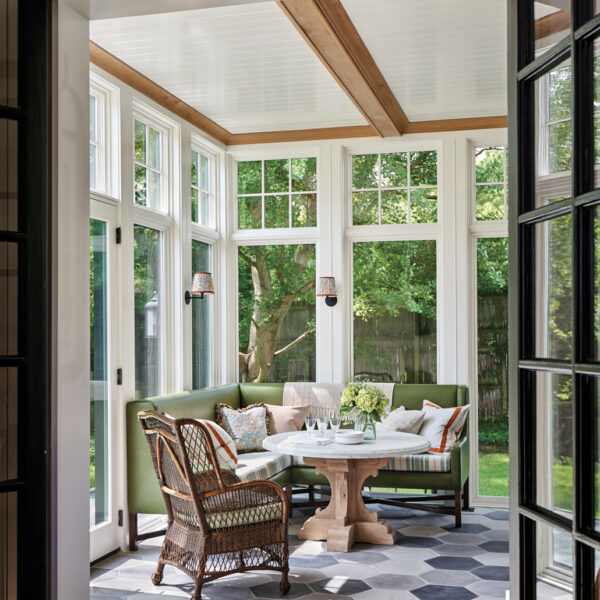 10 Sunny Breakfast Nooks To Start The Day Off Right