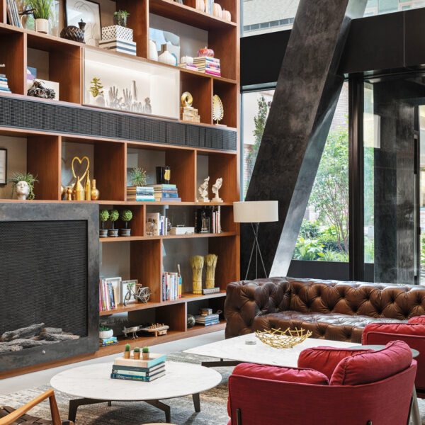 3 New York Design Projects With Spaces Worth Cozying Up In