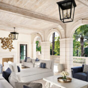 Call It Seaside Formality: A Palm Beach Winter Retreat Embraces Local Tradition With A Twist