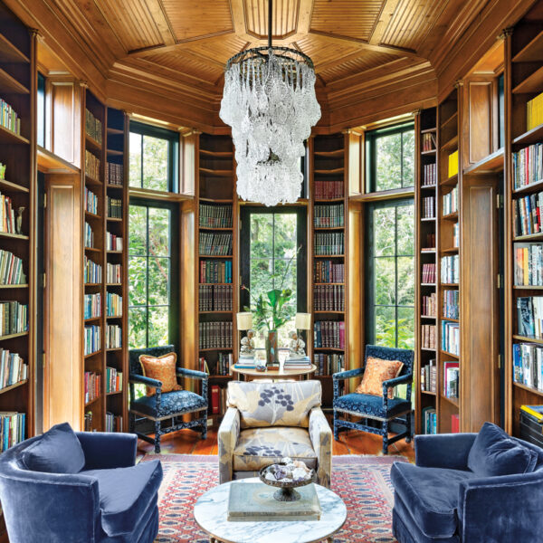 11 Home Libraries That Are A Book Lover's Paradise