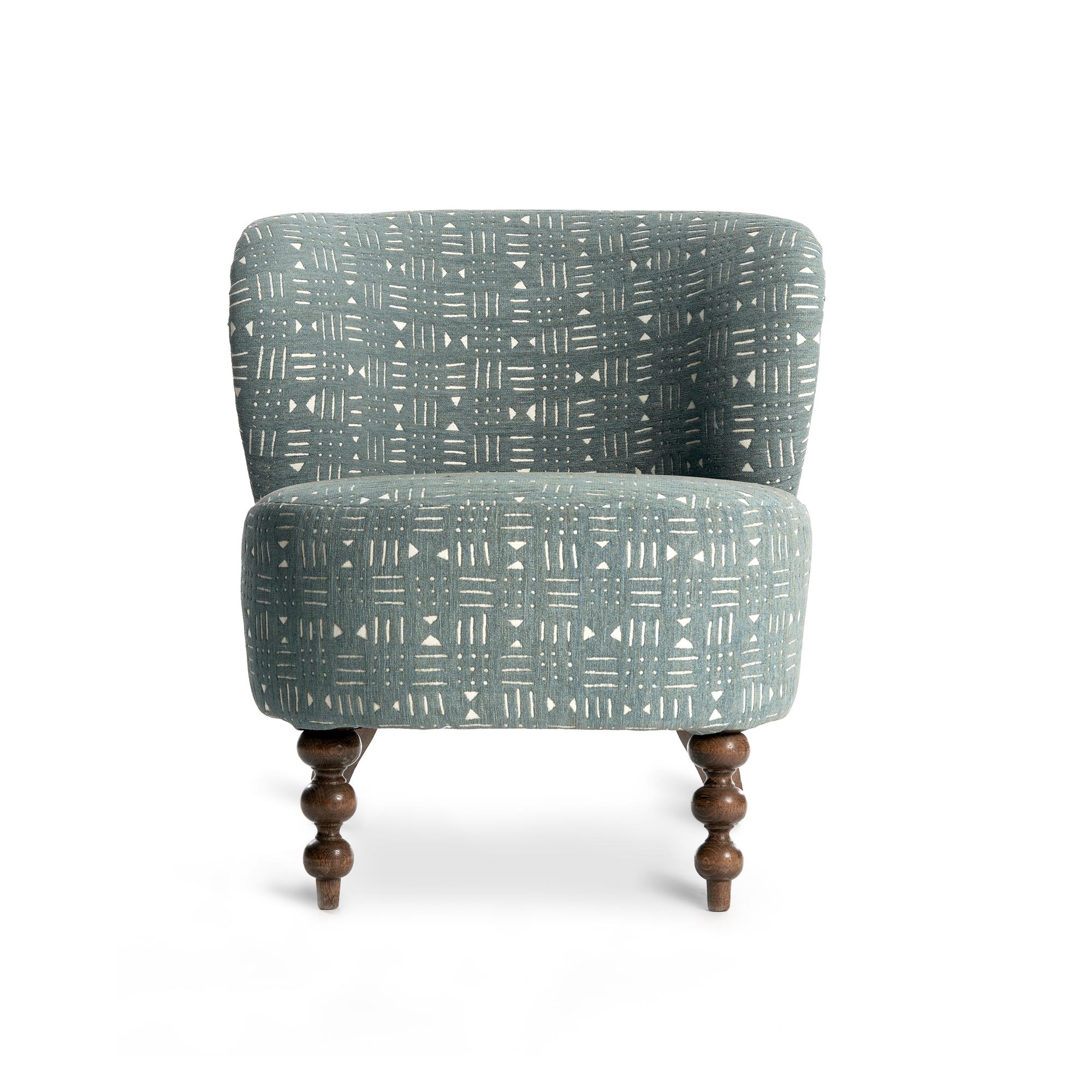 Soho Home x Pierre Frey Bamako Chair