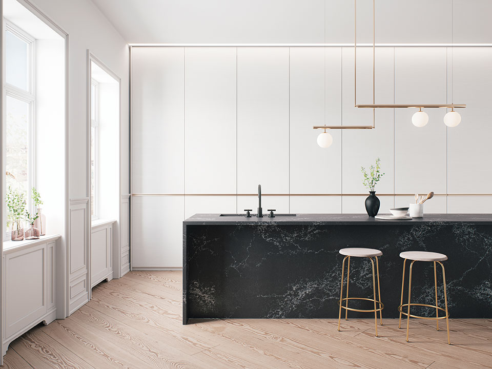 Beauty Endures: Caesarstone Launches 4 Rich Hues
