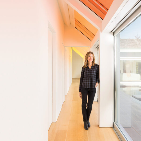 Sustainability And Wellness Go Hand-In-Hand In This New York Architect's Hamptons Home