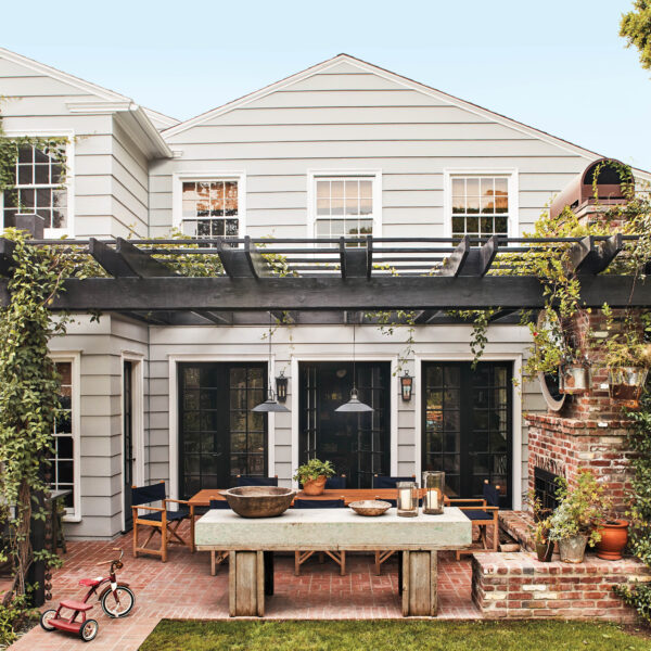 Design Jackpot: A Colonial Revival Once Home To Timothy Corrgian Gets A Playful Update That Honors Its Past