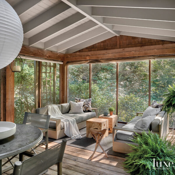 Elements From Far And Wide Come Together To Perfect This Chicago Design Duo's Rural Retreat