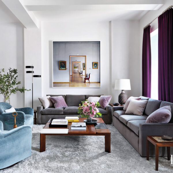 Start Spreading The News: A Space Can Be Both Edgy And Elegant, And This NYC Apartment Is Proof