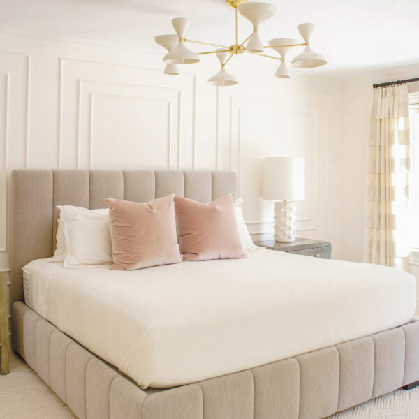 How To Ensure Your Bedroom Is A Sanctuary, According To Ashley Stark
