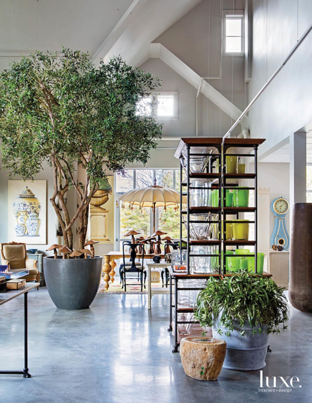 Inside Lars Bolander showroom