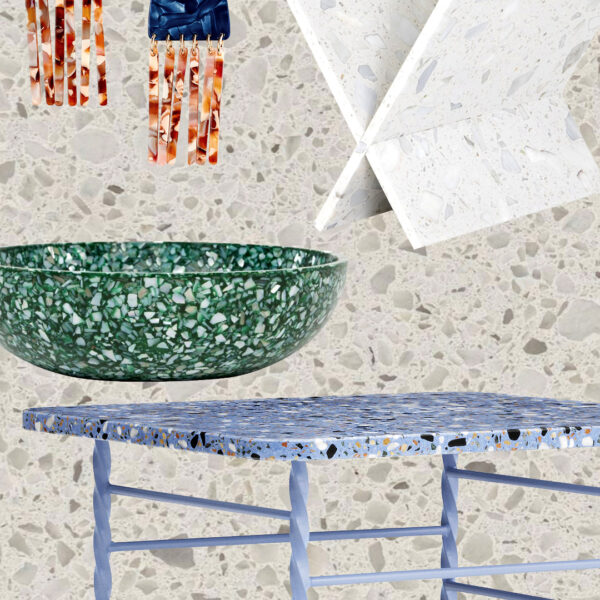 Not Your Grandmother's Terrazzo: How Natural Materials Are Being Reimagined For The Home