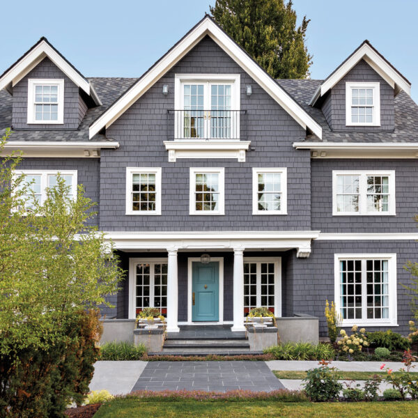 A Challenge That Paid Off: This Grand Seattle Home Gets Traditional Twists And A Modern Facelift