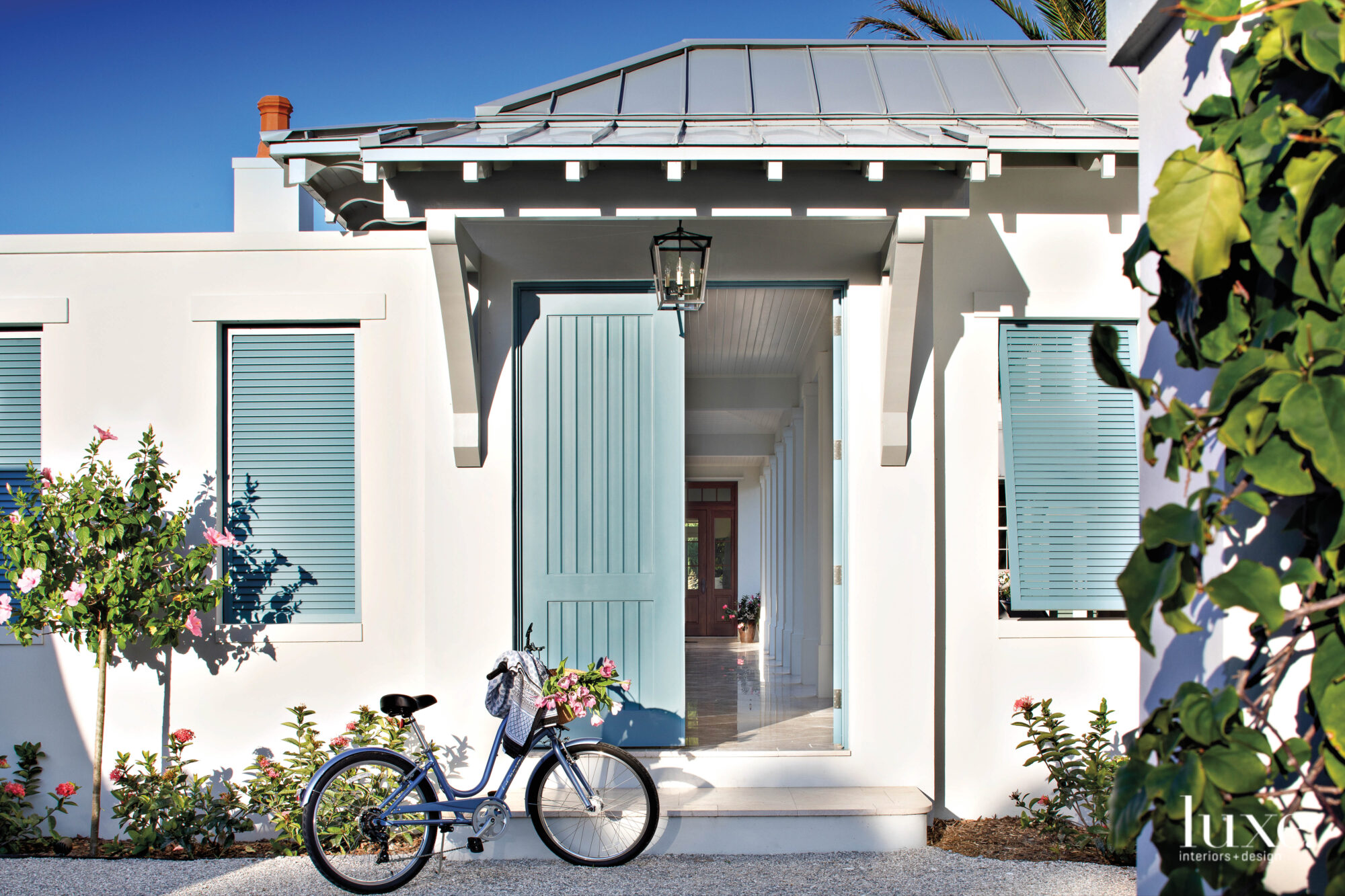 Not Your Average Beach House: A Florida New Build Turns The Tides On The Expected Coastal Look