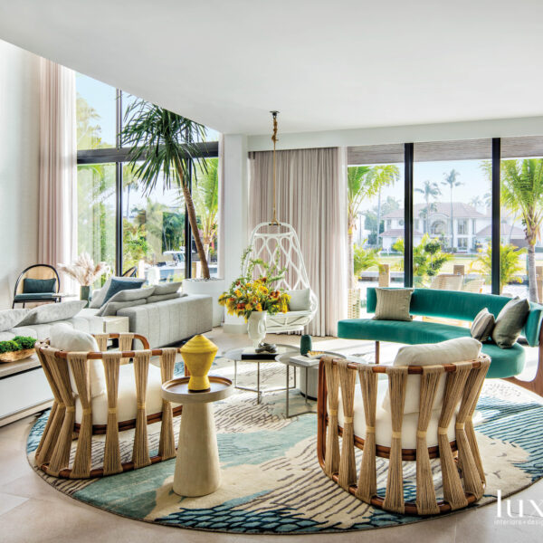 A Fort Lauderdale Home Shines With Modern Accents, Tropical Details And That Signature Florida Feel