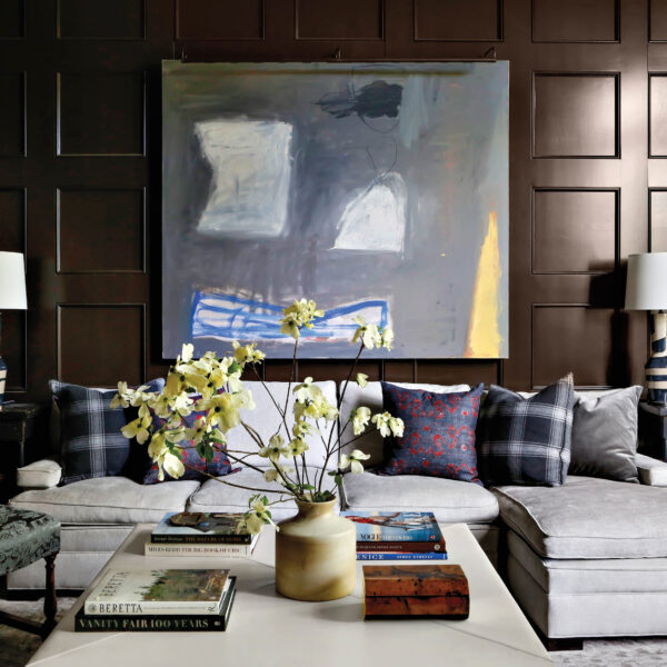 A Modern Chicago Home With Eclectic Furnishings