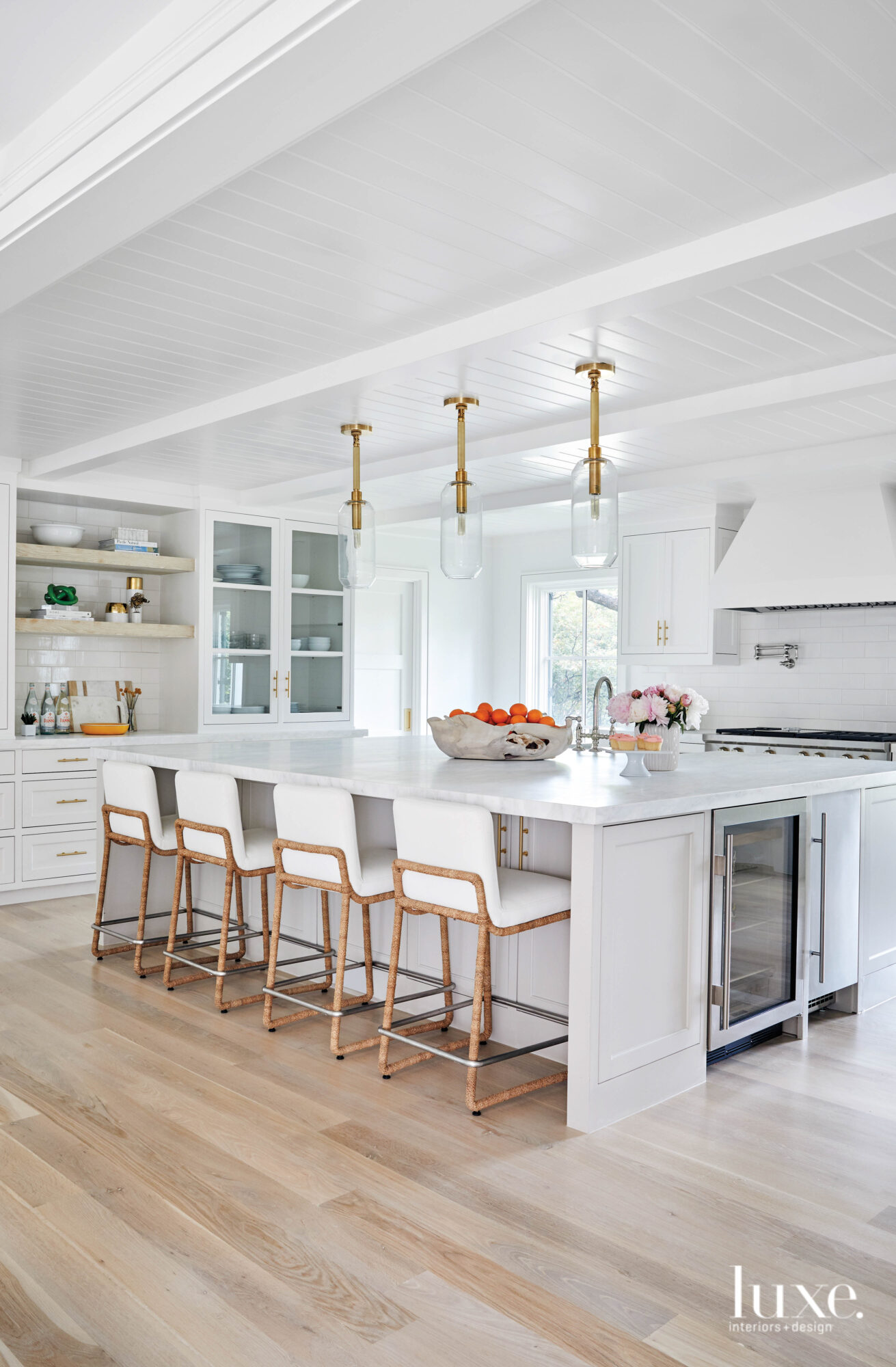 20 White Kitchens You Need To Bookmark For Renovation Inspo