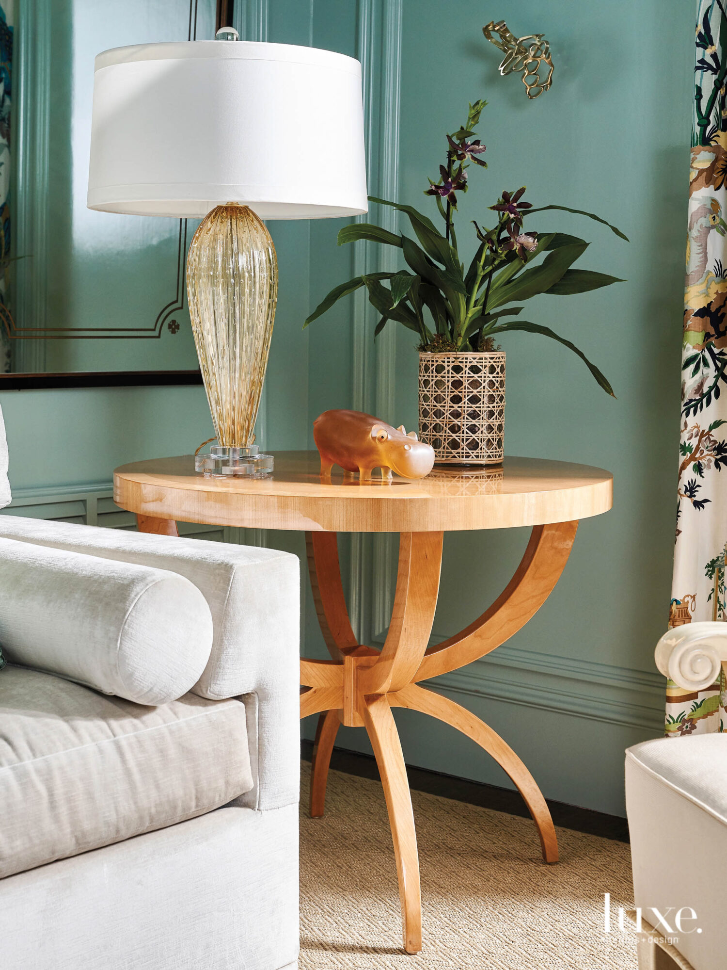 A Dallas-Based Designer Grows Her Timeless Home Goods Line With More Refined Pieces