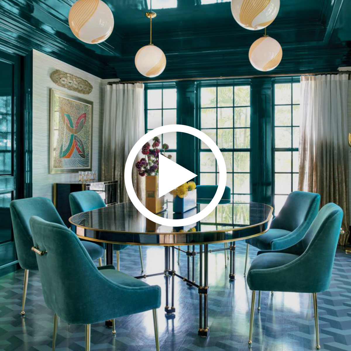 'Luxe Design Tour: Palm Beach' With Caroline Rafferty