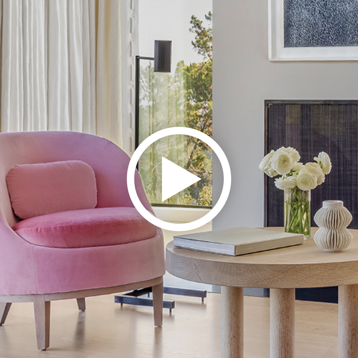 Luxe Design Tour With Heather Hilliard