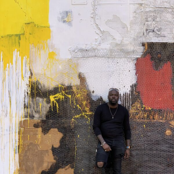 How A Chicago Artist Is Calling For Change Through A Large-Scale Mural That Emphasizes Reflection