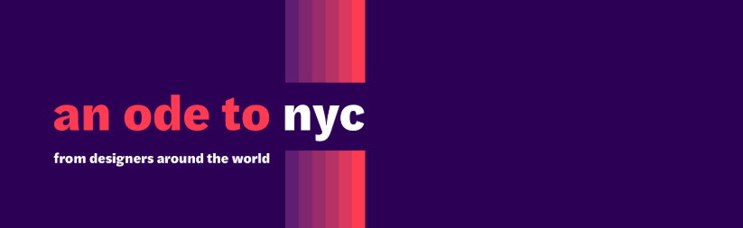 ode to nyc header