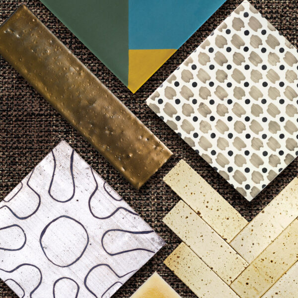Mother Nature Proves The Ultimate Inspo For This Season's Top Tile Trends