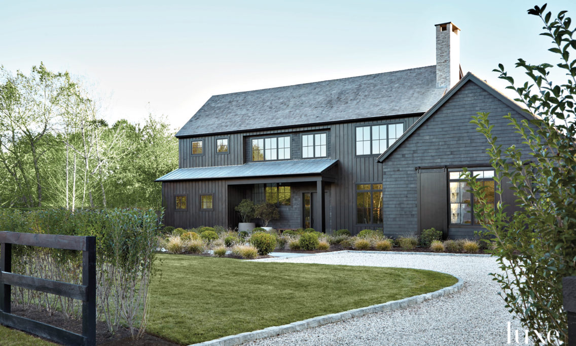 East Coast Tradition Meets West Coast Chill In A Youthful Hamptons Abode